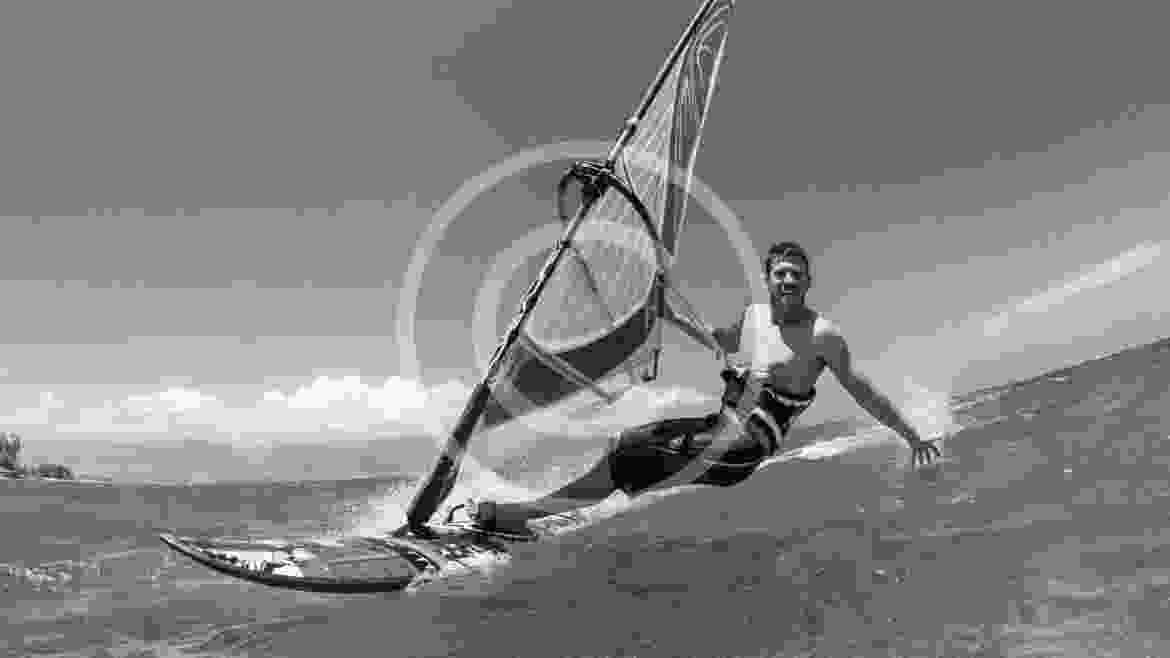 5 Upwind Windsurfing Tips for Beginners